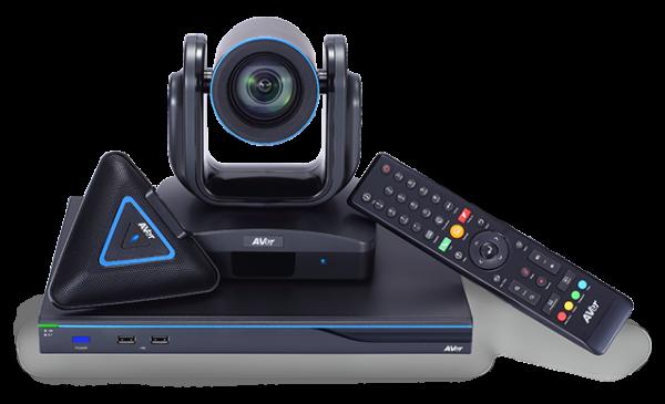 AVer EVC350 4-Way 1080p Video Conferencing Bundle