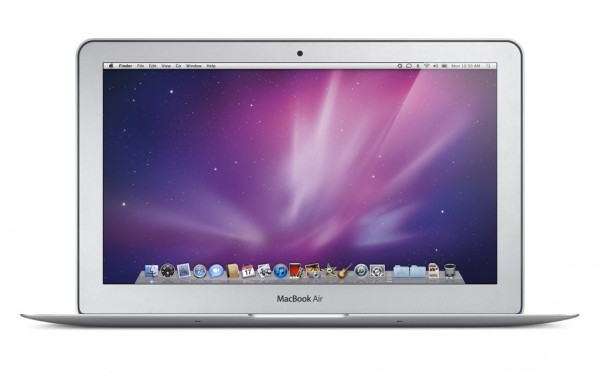 Apple MacBook Air Intel Core 2 Duo 1.4GHz 128GB 4GB 11.6in(1366x768) SILVER