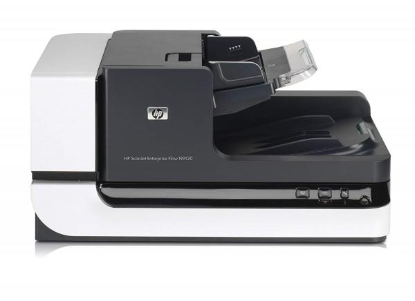 HP ScanJet Enterprise Flow N9120 Flatbed OCR Scanner A3 SCANNER