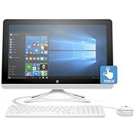 HP Pavilion 24-G227C All-in-One PC – 7th Generation Intel core i5, 8GB RAM, 1TB HDD, DVDRW, 23.8-inch Display, Windows 10
