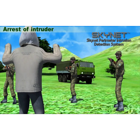 SKYNET™ PERIMETER INTRUSION DETECTION SYSTEMSFOR