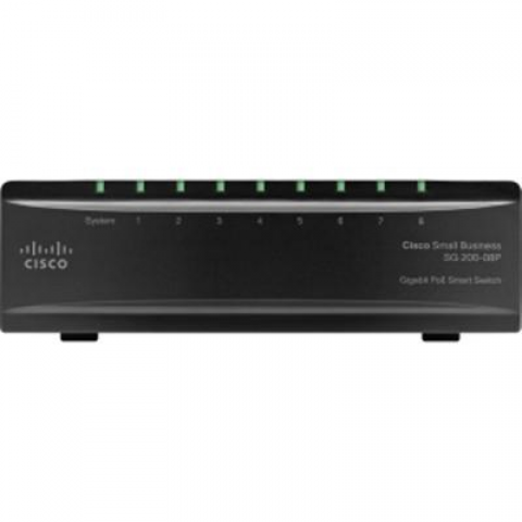 Cisco Linksys 8 Port Gigabit PoE Switch