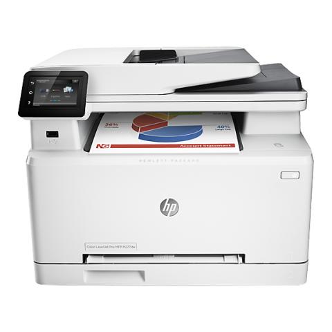 HP LaserJet Pro M277dw Wireless All-in-One Color Printer