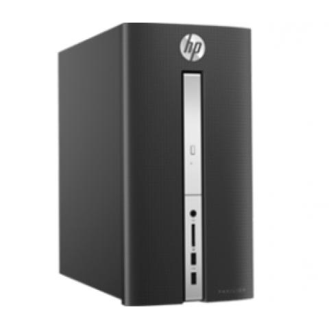 HP Pavilion 510-P021 Minitower PC (Part # V8P97AA) – Intel core i5, 12GB RAM, 1TB HDD, DVDRW, Windows 10 Home