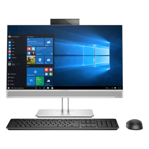 HP EliteOne 800 G3 23.8-inch Non-Touch All-in-One PC (ENERGY STAR) (1JF71UT) – 7th Generation Core i5, 8GB RAM, 1TB HDD, Windows 10 Pro