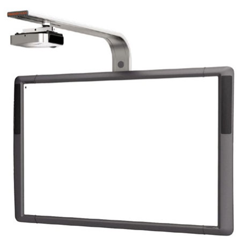 Promethean ABFS395PDST ActivBoard 395 - Pro Fixed System