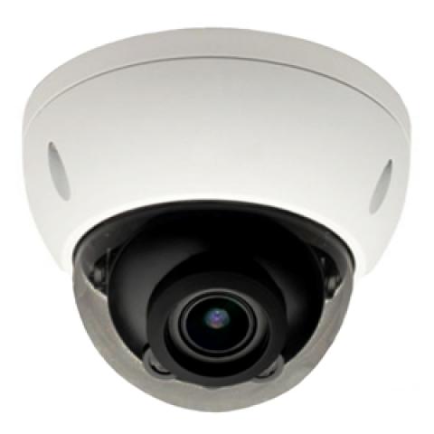 8MP/4K Elite Motorized IP Network Vandal Dome CCTV Camera with IR