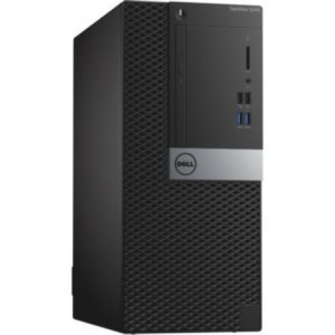 Dell OptiPlex 5040 Tower Business PC – Intel® 6th generation Core i5, 8GB RAM, 500GB HDD, DVDRW, Gigabit Ethernet, 2GB AMD-Radeon Graphics, Windows 10 Pro