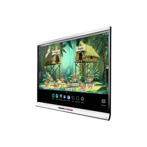"Smartboard SPNL-6265-V2 Interactive 65"" Flat Panel"