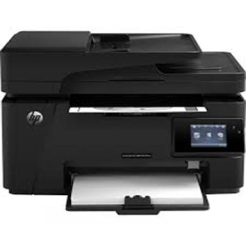 HP LaserJet Pro MFP M127fw Mono Laser Multifunction Printer