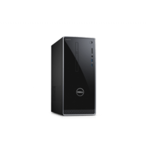 DELL Inspiron 3650 Mini Tower Desktop PC – Intel core i5, 8GB RAM, 1TB HDD, DVDRW, Wireless + Bluetooth, Windows 10 Home