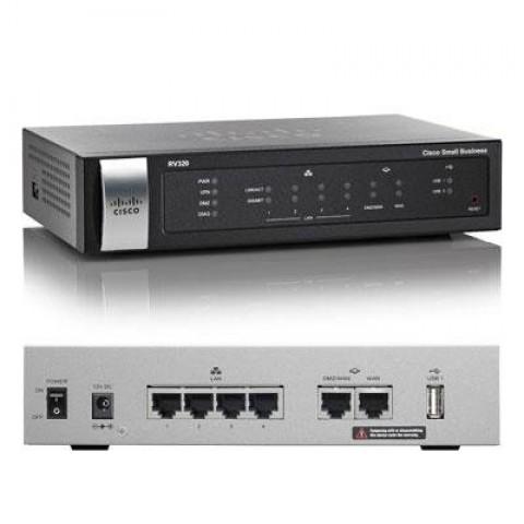 Cisco Linksys RV320 DualWAN VPN Router