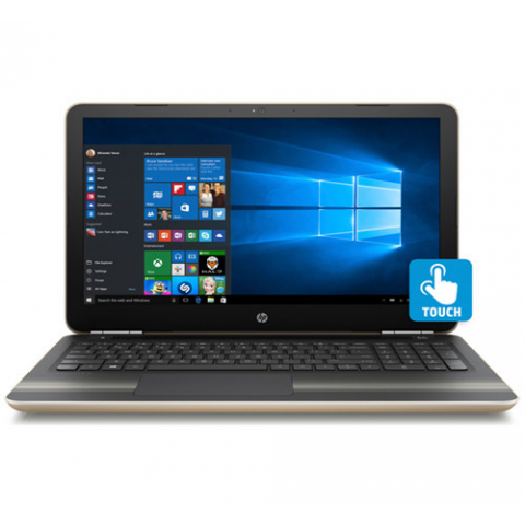 "Hewlett Packard Pavilion 15-au030nr HD 15.6"" Touchscreen Laptop - Intel Core i7-6500U Processor"