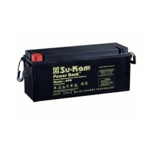 Sukam Deep Cycle Battery 100A/12V