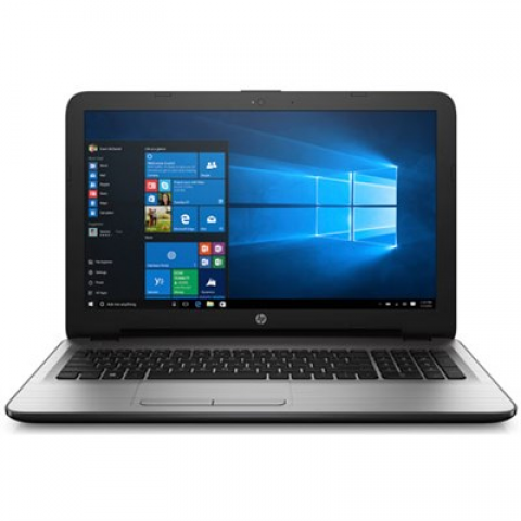 "Hewlett Packard 15-ba010nr AMD Quad-Core E2-7110 APU 4GB DDR3L 15.6"" Notebook"