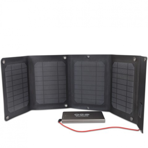 Arc 20W Solar Charger Kit