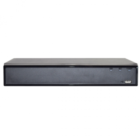 4 Channel Elite Series NVR with 4 Ports POE