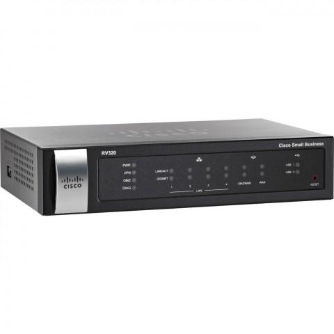 Cisco Linksys RV320 VPN Router Web Filter