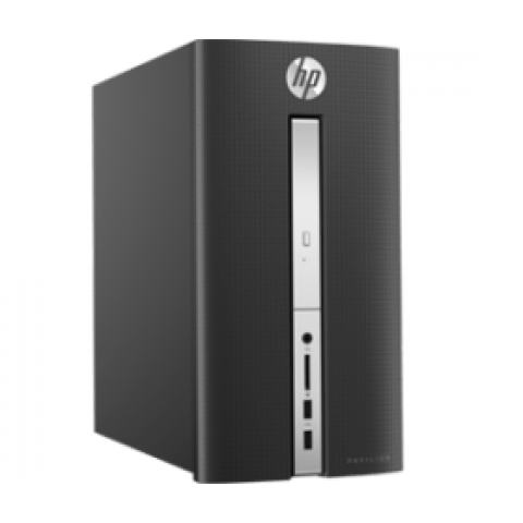 HP Pavilion 510-P030XT Minitower PC (Part # V9A72AA) – 6th Gen core i5, 8GB RAM, 1TB HDD, DVDRW, Gigabit Ethernet, Wireless + Bluetooth, 2GB AMD-Radeon Graphics, Windows 10