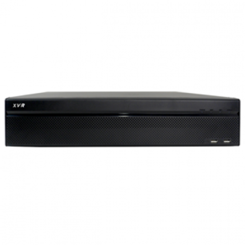 Elite 16CH 2U Pentabrid HD over Coax and IP DVR