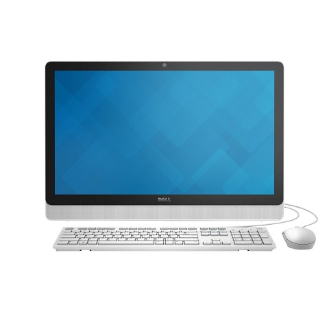 """Newest Flagship Dell Inspiron 23.8"""" Full HD IPS Touchscreen Business All-in-One Desktop, Intel Pentium Quad-Core up to 2.64GHz, 4GB RAM, 1TB HDD, SuperDVDBurner, Bluetooth,MaxxAudio, USB 3.0, Win 10"""