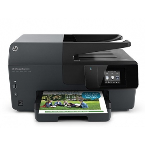 HP Officejet Pro 6830 All in One Touchscreen Printer