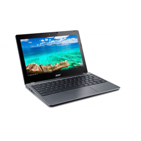 Acer C740-C4PE 11.6 Inch (ComfyView) Intel Celeron 3205U Chromebook- OPEN BOX