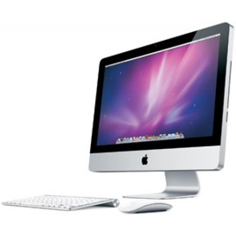 Apple iMac Core i5 2.5GHz 500GB 21.5'' (1920x1080) DVD-RW BT OS X LION Webcam HD 670M 512MB ORIGINAL KEYBOARD AND MOUSE