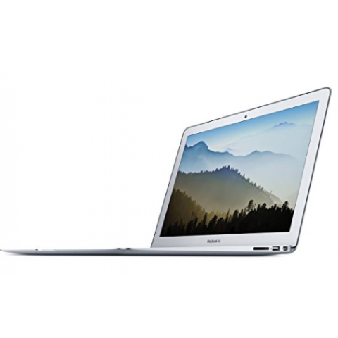 "Apple 13"" MacBook Air, 1.8GHz Intel Core i5 Dual Core Processor, 8GB RAM, 128GB SSD, Mac OS, Silver, MQD32LL/A"