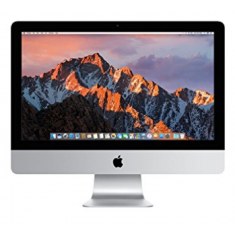 "Apple 21.5"" iMac, Retina 4K Display, 3.0GHz Intel Core i5 Quad Core, 8GB RAM, 1TB HDD, Mac OS, Silver, MNDY2LL/A"