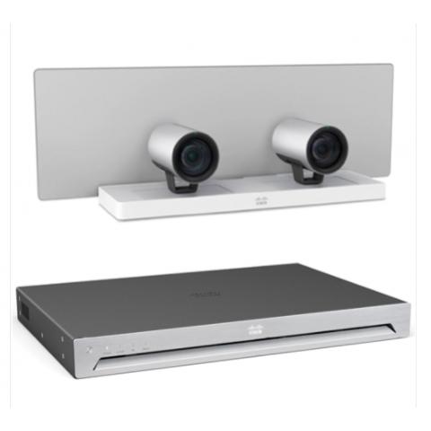 Cisco TelePresence SX80/SpeakerTrack 60 Bundle, CTS-SX80-IPST60-K9
