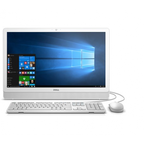 """Dell Inspiron 3452 23.8"""" Pentium J3710 Touchscreen All-In-One Desktop w/ 1TB HDD"""