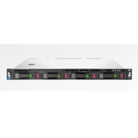 HP ProLiant DL60 G9 1U Rack Server
