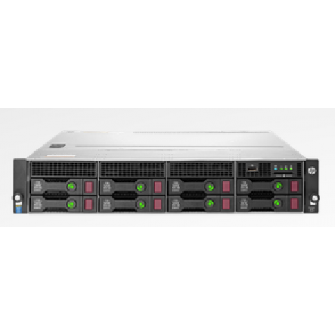 HP ProLiant DL80 G9 2U Rack Server