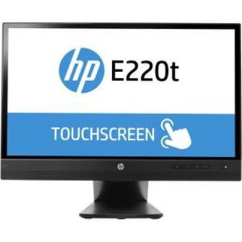 "Hewlett Packard Promo Elite E220T 22"" Full HD LCD Touchscreen Monitor - L4Q76A8#ABA"