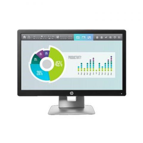 "Hewlett Packard 20"" EliteDisplay E202 Monitor"