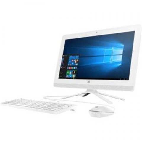 "Hewlett Packard 20-c210 19"" All-in-One PC, Celeron J3355, 4GB RAM, 1TB hard drive"