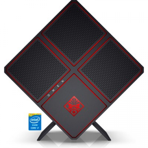 Hewlett Packard Omen X 900-010 Liquid Cooling Desktop PC - Intel Core i7-6700K Quad-Core Proc.