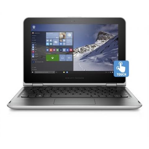 Hewlett Packard Pavilion 11-k120nr x360 11.6-Inch Intel Pentium N3700 2 in 1 Laptop