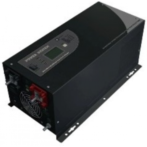 Voltron 2KW True Sine wave inverter with LCD Panel