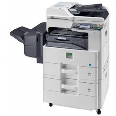 Kyocera Ecosys FS-6525MFP Copier, Printer, Scan - w/ DF-6525 Reverse Feeder