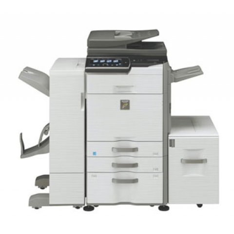 Sharp MX-2616N Full Color Document System : Print, Scan, Copy