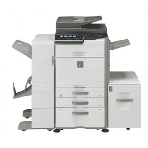 Sharp MX-2640N Color Multifunction Workgroup Copier, Printer, Scan