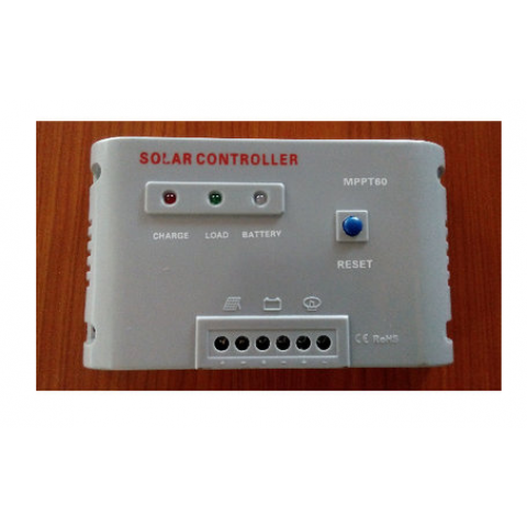 MPPT Solar Charge Controller - 60A/48V