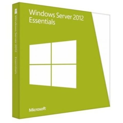 Windows Server 2012 Essentials 32/64 Bit