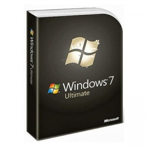 Microsoft Windows 7 Ultimate 64/32 Bit