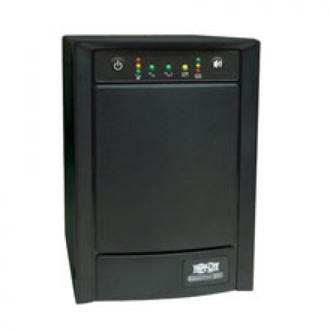 SmartPro 230V 750VA 500W Line-Interactive Sine Wave UPS, Tower, Network Card Options, USB, DB9 Seria