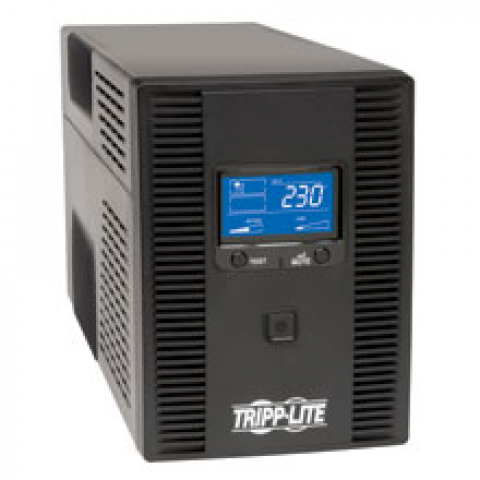 SmartPro 230V 1.5kVA 900W Line-Interactive UPS, Tower, LCD, USB, 8 Outlets