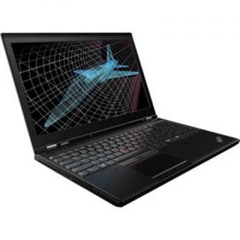 "Lenovo P50 Intel Core i7-6700HQ 8GB RAM 500GB HDD 15.6"" Laptop - 20EN0013US"