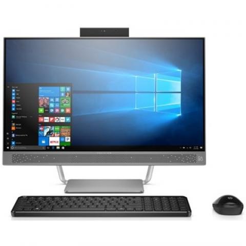 "Hewlett Packard Pavilion 27-a230 Intel Core i5-7400T 1TB 27"" All-in-One Desktop Computer"